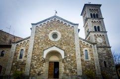 Тоскана - Castellina в Chianti Стоковые Фотографии RF