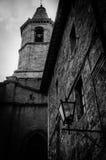 Тоскана - Pienza Стоковое Изображение RF