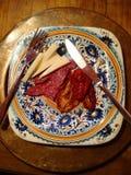 Тосканская закуска стоковая фотография rf