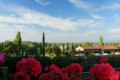 тосканская красота стоковое фото rf