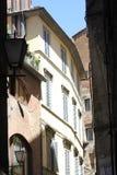 Тосканская улица, Италия Стоковые Изображения