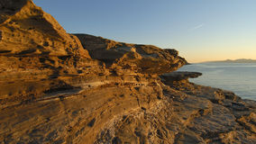 Тосканское побережье Стоковые Изображения
