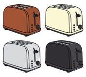 тостеры Стоковое Фото