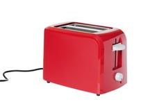 Тостер красного цвета Стоковые Фотографии RF