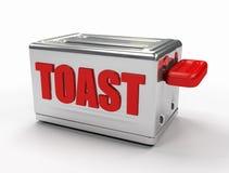 тостер Стоковые Изображения RF