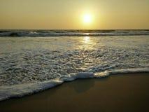 Тот заход солнца Стоковое Фото