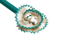 точилка для карандашей Стоковые Изображения RF