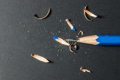 Точилка для карандашей резца ножа - изображение запаса Стоковые Изображения RF