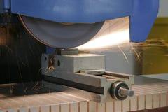 Точильщик металла Стоковые Фотографии RF