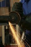 Точильщик металла Стоковые Фото