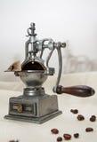 Точильщик coffe металла Стоковое Изображение RF