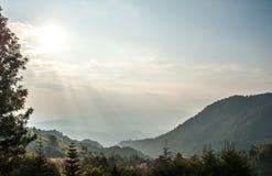 Точка зрения на loung Джона mae Стоковое фото RF