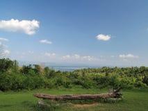 точка зрения озера стоковые фотографии rf
