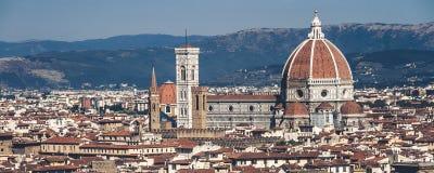 Точка зрения Firenze Стоковые Изображения RF