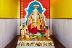 Точка зрения Ganesh Tok стоковые фотографии rf