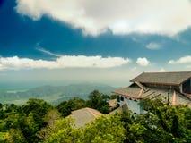 точка зрения langkawi Малайзии острова Стоковые Фото