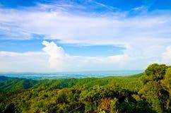Точка зрения Phayao стоковое фото