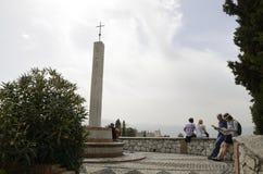 Точка зрения St Christopher Стоковое фото RF