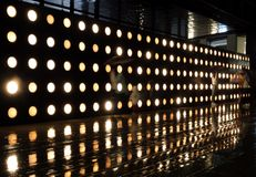 ТОЧКА Lumiere Лондон Стоковое Изображение