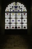 Точки зрения с цветами Стоковая Фотография RF