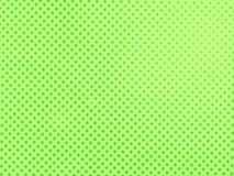 Точки на зеленой желтой предпосылке Стоковые Фотографии RF