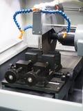 Точное вырезывание для laburatory Стоковые Фотографии RF