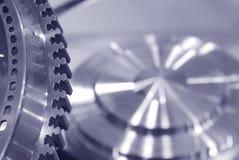 точность инженерства стоковое изображение