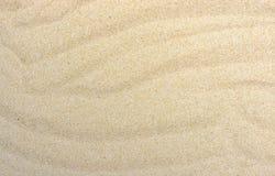 Точные текстура и предпосылка песка Стоковые Изображения