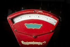 Точный вес показал выше Перевод indicad exacto песо стоковые изображения rf