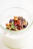 Точный суп цветной капусты Стоковые Фотографии RF