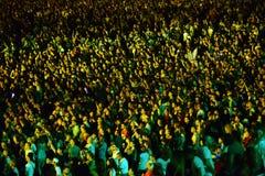 толпа согласия Стоковая Фотография RF
