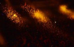толпа согласия Стоковые Изображения RF
