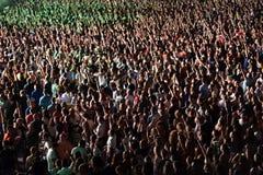 толпа согласия Стоковое Изображение RF