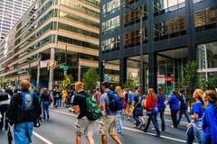 толпит люди Стоковые Фото