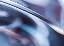 Толстая стеклянная абстракция Стоковое фото RF