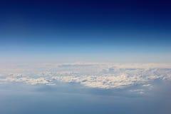 Только небо стоковое изображение rf