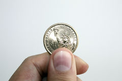 Только доллар Стоковая Фотография