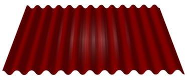 Толь металлического листа Стоковые Изображения RF
