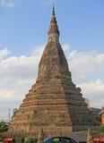 То Dum Stupa в Вьентьян Стоковые Изображения RF