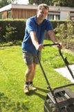 трава вырезывания Стоковое Изображение RF