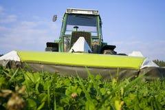 трава вырезывания Стоковые Изображения RF