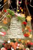 трава людей рождества колокола Стоковое Фото