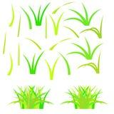 трава мозаики иллюстрация штока