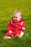 трава ребенка Стоковые Фотографии RF