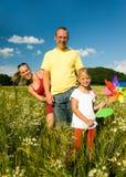 трава семьи Стоковые Изображения