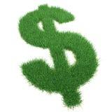 трава доллара пеет Стоковое Изображение