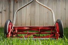 травокосилка старая Стоковое Фото