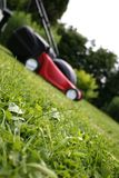 травокосилка травы Стоковая Фотография RF