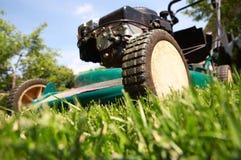 травокосилка Стоковая Фотография RF