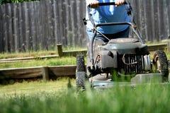 травокосилка Стоковые Фото